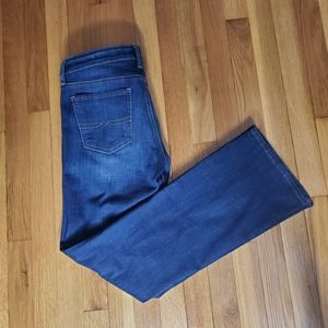 Lucky brand Jean's size 6/28 sweet boot